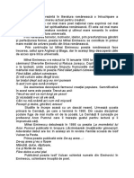 Eminescu Referat