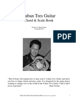 Book Cuban TreChord and Scale