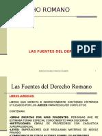 Unidad i Fuentes Del Derecho (Parte 1)