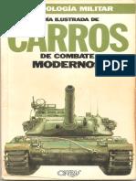 Ediciones Orbis - Tecnologia Militar 03 - Guia Ilustrada de Carros de Combate Modernos
