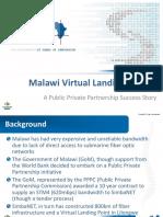 SimbaNET Malawi Overview 2016