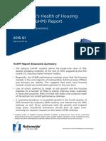 Housing Report David Berson Nationwide