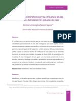 10 - Beneficios Del Mindfulness y Su Influencia en Las Relaciones Familiares