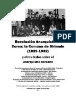 Revolución anarquista en Corea. La Comuna de Shinmin (1929-1932) y otros textos sobre el anarquismo Coreano.pdf