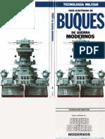 Ediciones Orbis - Tecnologia Militar 04 - Guia Ilustrada de Buques de Guerra Modernos - Hudh Lyon (1986)