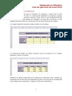 Ejercicios Excel Avanzado 2010(1)