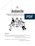 The Climate Change Playbook - Avalanche