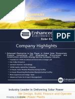 Enhanced Company Profile