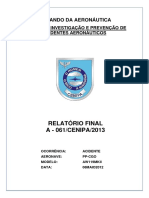 Relatorio Final  A-061CENIPA2013_PP-CGO_1.pdf