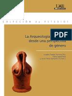 La arqueología funeraria desde una perspectiva de género
