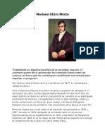 Principio de Otero