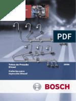 Bosch Tubos Injetor