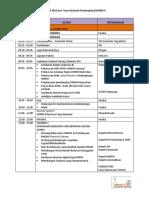 Lampiran Manual Acara Kongres UMKM & TNP2Jogja