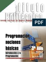 6301-16 Programación, Nociones Básicas
