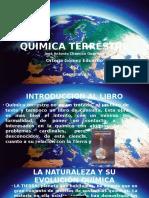 QUIMICA TERRESTRE