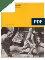 Alberto Giacometti. Obras, escritos y entr - Angel Gonzalez.pdf