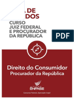 60014Guia de EstudosDireito Do ConsumidorProcurador Da Republica