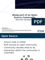 Open Source Etique