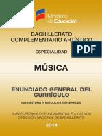 EGC_Bachillerato Artistico Complementario