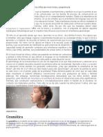 Importancia de La Fonologia en Los Niños de Nivel Inicial y Preprimaria