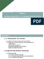 Economía Mundial - Tema 2 - Globalización II