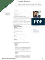 Prerequisites, MFE Program, Berkeley-Haas