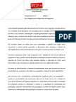 Projecto de Lei PCP - Estabelece o Regime Para a Reposição de Freguesias