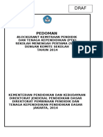 Pedoman Program Kemitraan PTK SMP & Komite A5 Final