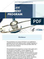CMS Slides on MACRA Quality Payment Program Proposed Rule