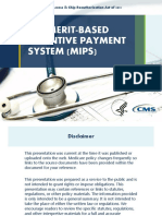 CMS Slides on MIPS Proposed Rule