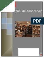 Manual de Almacenaje