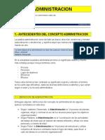 001_introducción de Administración