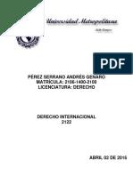 2122 Derecho Internacional