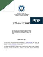 Report OIS Calvin Smith Final Publish