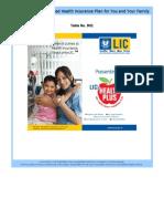 Health Plus Brochure