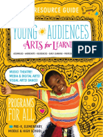 2016-2017 Resource Guide - Young Audiences/Arts for Learning