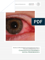 Manual Conjuntivitis