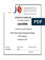 ntpd vocab certificate