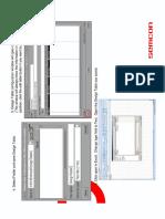 Design Table Configuration
