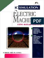 Dynamic simulation of Electric Machinery using MATLAB.pdf
