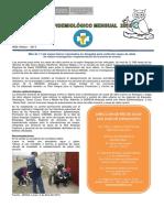 BoletinEpidemiologico Marzo 2015