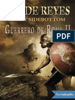 Rey de Reyes - Harry Sidebottom