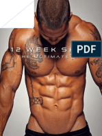 12 Week Shred