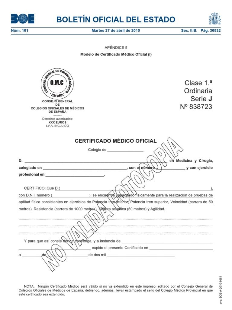Fantástico Médicos Reanudan Ejemplo Colección - Colección De ...
