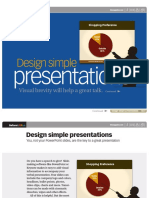 0631 Design Simple Presentations