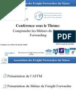 Comprendre Les Métiers Du Freight Forwarding (AbderrahimJAZOULI)