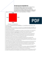 Definicion de Perimetro