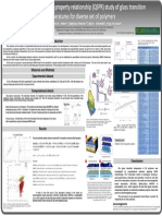 Min and Rasulev ACS 2015 Glass Transition Poster