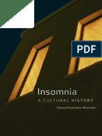 Insomnia_a Cultural History