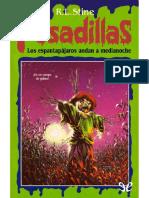 02 - Los Espantapajaros Andan a Medianoche - R. L. Stine